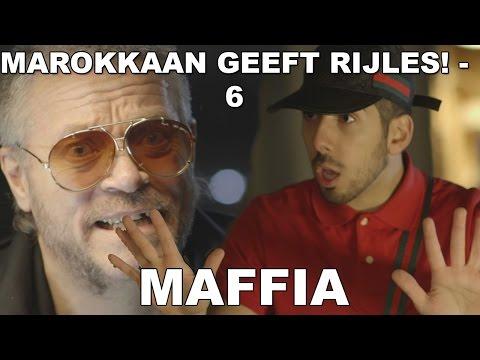 | Marokkaan Geeft Rijles (Seizoen 2 Aflevering 5) MAFFIA!