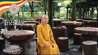 Duy Thức Tam Thập Tụng (2010) - Bài 2: Triết học Duy Thức - TT. Thích Nhật Từ