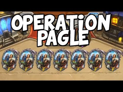 Filling Your Opponents Board With Nat Pagles (видео)
