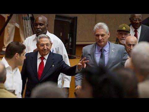 Κούβα: Ορκίστηκε πρόεδρος ο Μιγκέλ Ντίαζ – Κανέλ