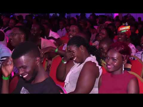 Alex Muhangi Comedy Store March 2019 - Maulana & Reign