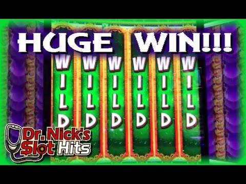 **RARE WILD LANDING!!!/HUGE WIN!!!** World of Wonka Slot Machine