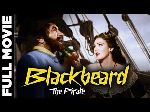 Blackbeard: The Pirate (1952)   Adventure, Romance Movie   Robert Newton, Linda Darnell
