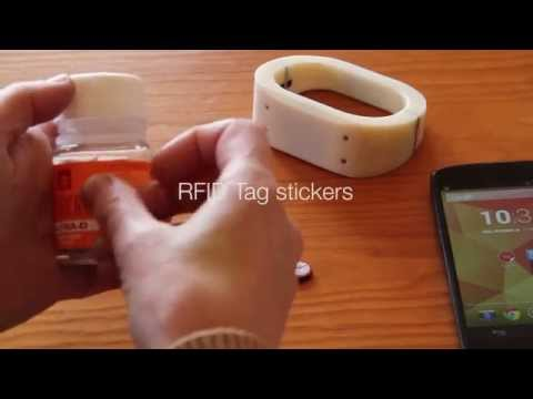 TagMe: MIT New Wearable for Extended Communications Interface
