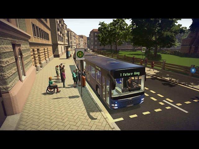 Видео к игре Bus Simulator 16