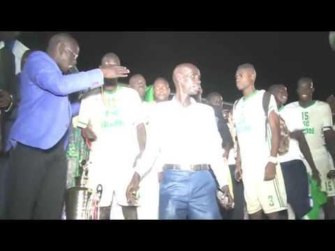 Les temps forts de la grande finale de football Navétane: Jalooré/Bayal