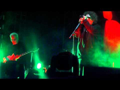 The Cure 2012 – część 4: HULTSFRED FESTIVAL – 15.06.2012