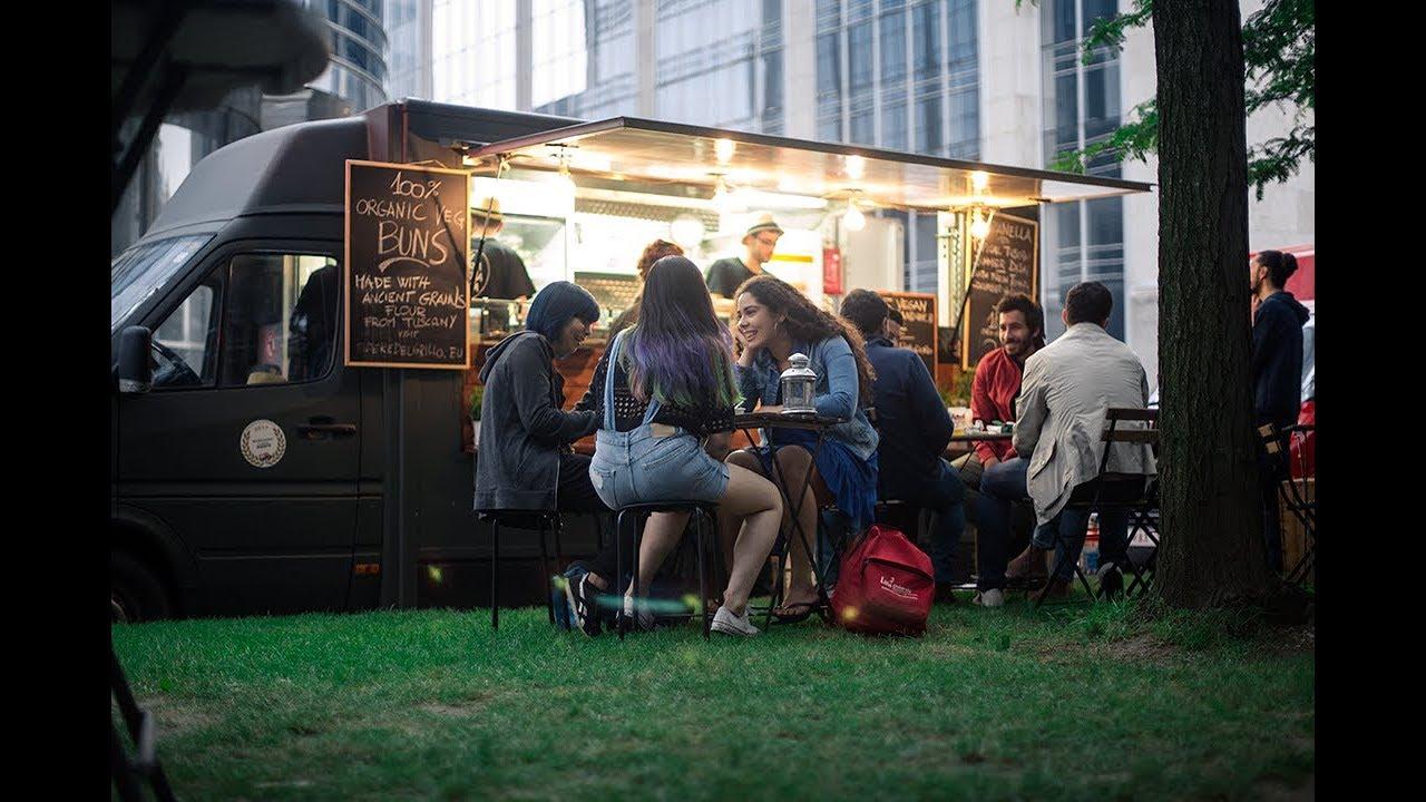 Η Ελλάδα στο μεγαλύτερο food truck festival της Ευρώπης