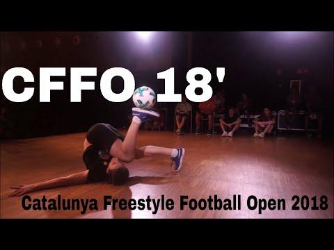 CFFO 2018/ CATALUNYA FREESTYLE FOOTBALL OPEN 2018 - By AngelMarquésFS