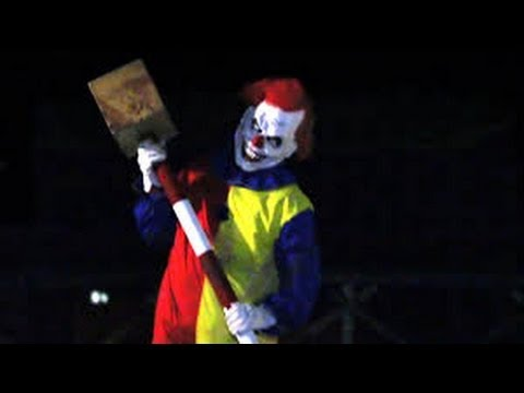 Killer Clown Scare Prank!  *TGM Edition*