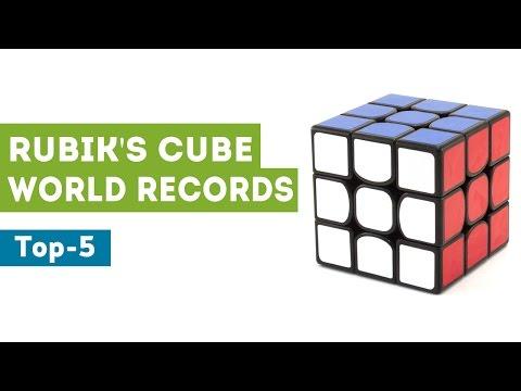 летнего мировой рекорд собирания кубика рубика образом