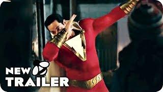 SHAZAM Meet Shazam Making-Of (2019) DC Superhero Movie by New Trailers Buzz
