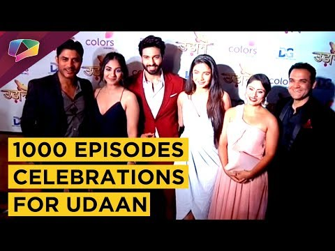 Colors' Show Udaan Has Achieved The Milestone Of A