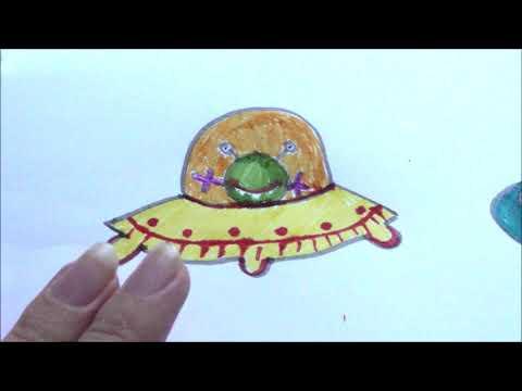 Dạy Bé Tập Vẽ Và Tô Màu - Phần 2
