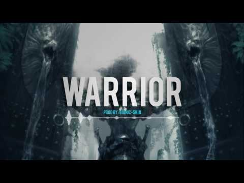'' Warrior ''  Inspirational Emotional Agressive Rap Beat | War Violin Cello Hip-hop Beat