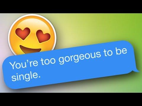Awkward dating texts