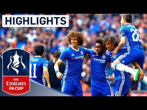 Chelsea 4-2 Tottenham Hotspur | Emirates FA Cup 2016/17 (Semi-Final) | Official Highlights