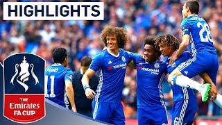 Download Video Chelsea 4-2 Tottenham Hotspur - Emirates FA Cup 2016/17 (Semi-Final) | Official Highlights MP3 3GP MP4