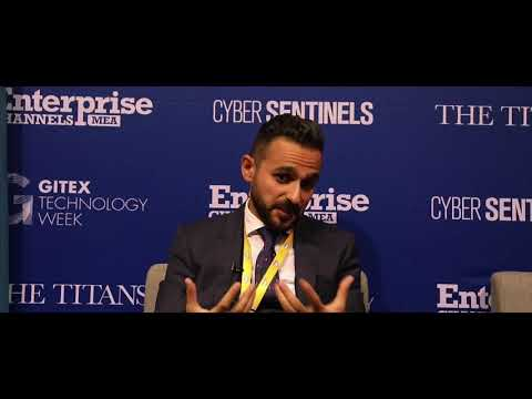 Tariq Laham, Solutions Sales Director, Seidor MENA