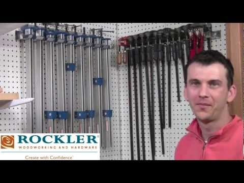 Rockler Clamp Racks: Simple Design