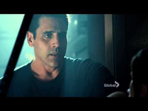 ~* Rookie Blue Season Episode 11 (5x11) Sam and Andy Scenes Bombing/Aftermath *~