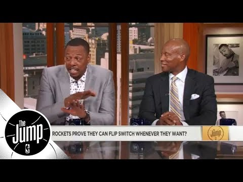Paul Pierce on the time he experienced the Warriors score 50 points in a quarter | The Jump | ESPN