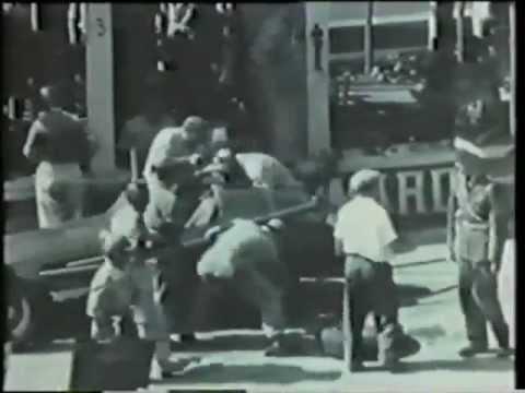 nurburgring 1957 - l'ultimo capolavoro di juan manuel fangio