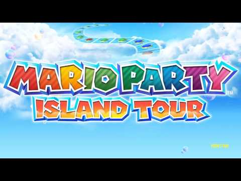Proceed Cautiously - Mario Party: Island Tour OST