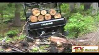 2. 2008 Cub Cadet Volunteer 4x4 EFI Review