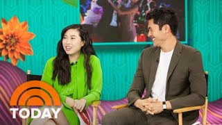 Video Awkwafina And Henry Golding On What 'Crazy Rich Asians' Means To Them   TODAY MP3, 3GP, MP4, WEBM, AVI, FLV Oktober 2018