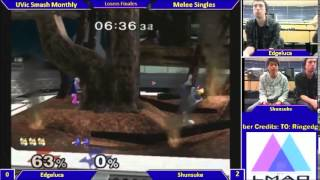 Looking and analyzing random Melee matches eventually led me to this.