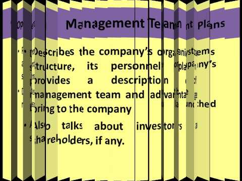 Shortest Video on: Business Plan Writing Tips- Key components of a Business Plan