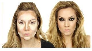Beyoncé Inspired MakeUp Tutorial | MakeUp For A Night Out