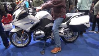 7. The new 2017 BMW R 1200 RT