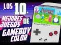 Los 10 Mejores Juegos De Gameboy Color Hd Links De Desc