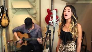 Beautiful by Christina Aguilera Cover by 13 year old Jackie Parra