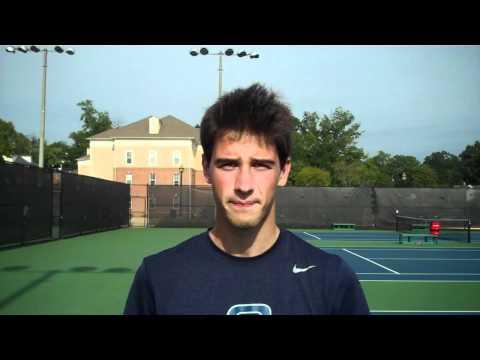 Jerome Leborgne - Windstream Men's Tennis Fall Championships Day 1