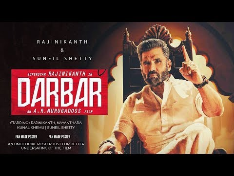 DARBAR Movie 2019 | Starring | Rajnikanth | Sunil Shetty