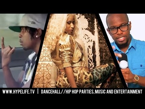 Nicki Minaj, Popcaan, iOctane // HYPE IT UP .Show! [Ep.12]
