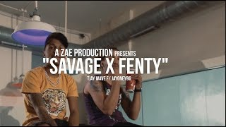 Tjay Wave f/ Jayoneybg - Savage x Fenty (Official Music Video)