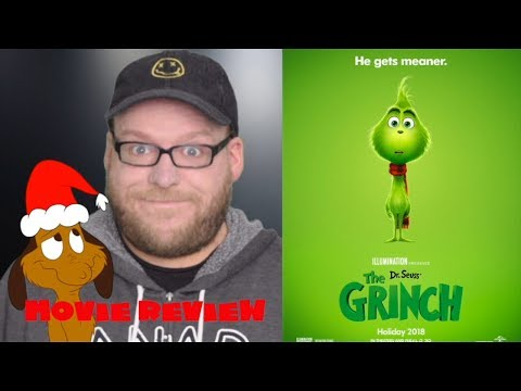 The Grinch | Movie Review | Dr Seuss Holiday Film | Spoiler-free
