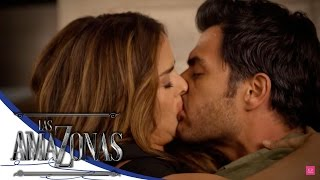 Download Video ¡Diana y Alejandro se reconcilian! - Las Amazonas* MP3 3GP MP4