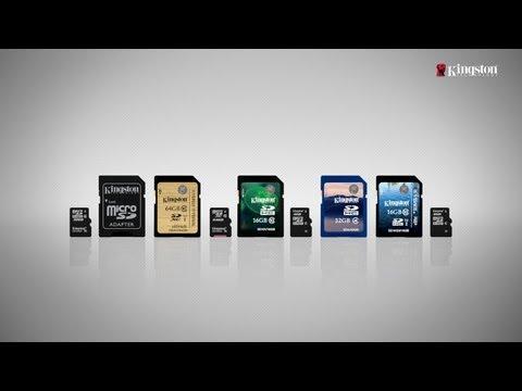 Comment choisir la bonne carte SD ou microSD pour votre téléphone, tablette ou appareil photo