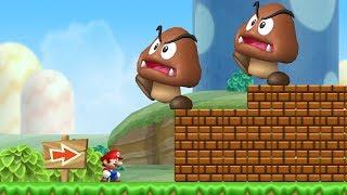 New Super Mario Bros. Wii - Hellboy Edition - 01