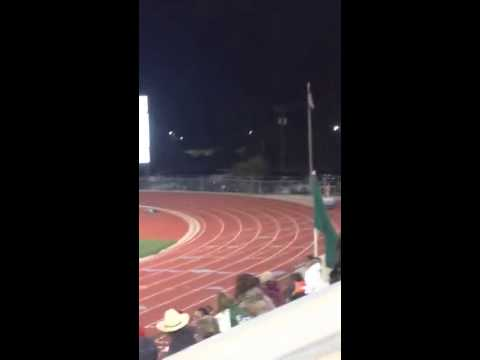 High School Streaker in Killeen Tx