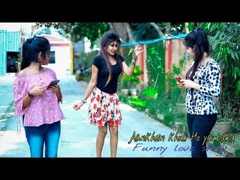 Aankhein khuli ho ya band | Mohabbatein | School Love Story | Shahrukh Khan | Bluestone Presents