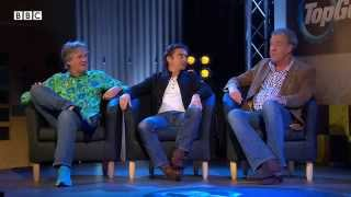 LIVE STREAM: An Evening With Top Gear
