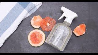 DIY 4-Ingredient All-Purpose Cleaner | GLOW by POPSUGAR Girls' Guide