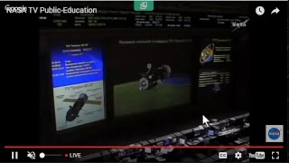 Lançamento da Soyuz Com a Progress MS-06 Para a ISS - Space Today Live by Space Today