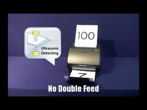 Scanner de documente profesional